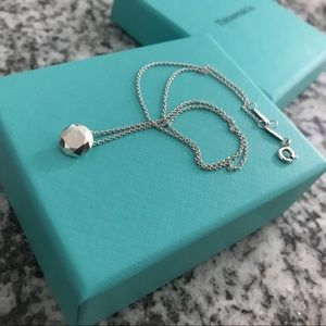 Tiffany & Co. Two Carat Pendant (sterling silver)